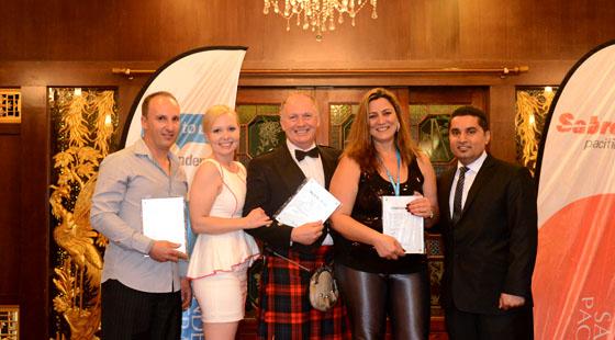 independence award 2012