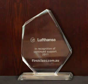lufthansa support award 2011