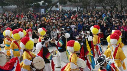 Korean new year
