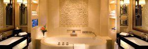 Peninsula Shanghai Deluxe Bathroom