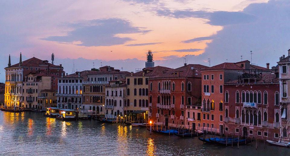 Venice-sunset
