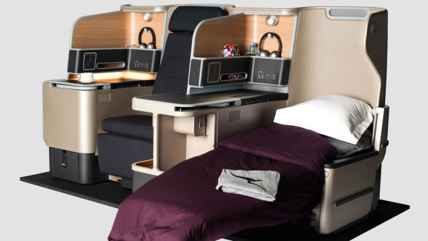 A330 business bed