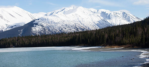 Beautiful Mountains of Alaska - See the Snow with Abercrombie & Kent