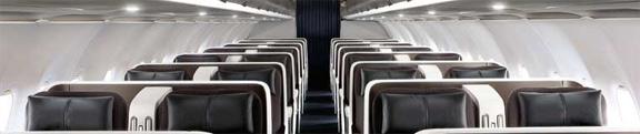 BA City Flyer Interior