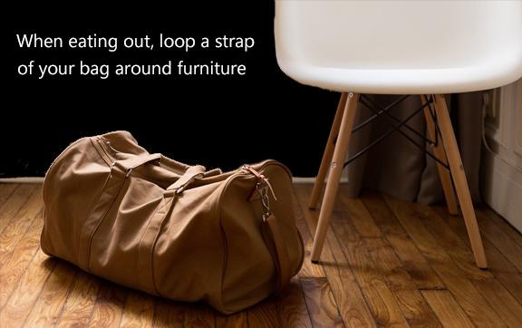 Attach Bag To Furniture