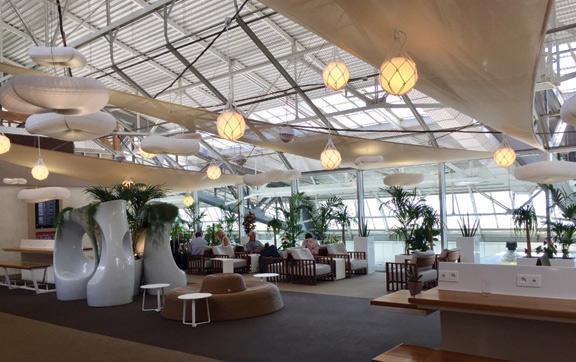 Canopy Lounge Nice Airport
