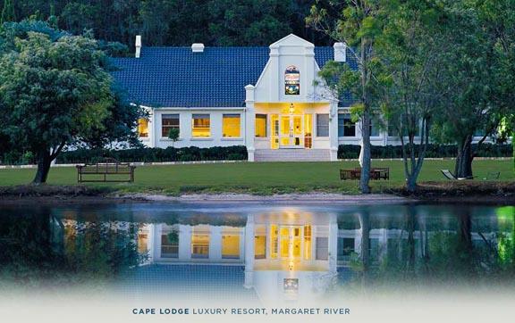 Cape Lodge Margaret River