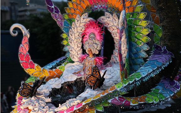 Carnaval of Santa Cruz de Tenerife