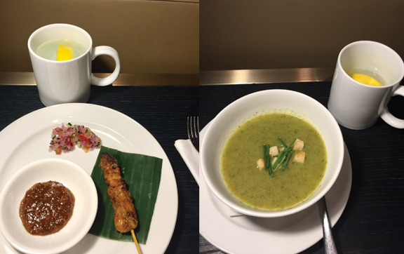 A la carte dining - Concord Room Changi Airport