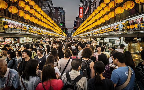 Crowded Markets
