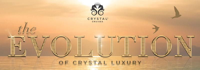 Evolution of Crystal Luxury