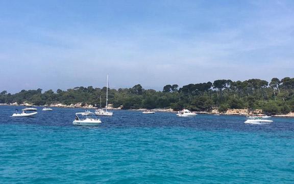 Lerins Island