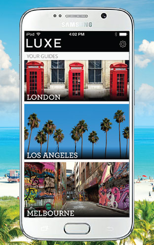 Luxe City Guide