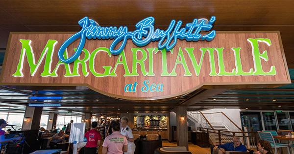 Margaritaville sign