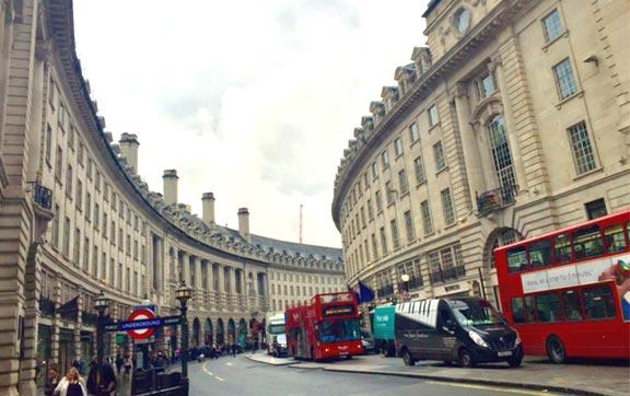 Regent St