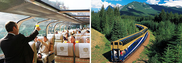 Take the Trip of a Lifetime on the Rocky Mountaineer