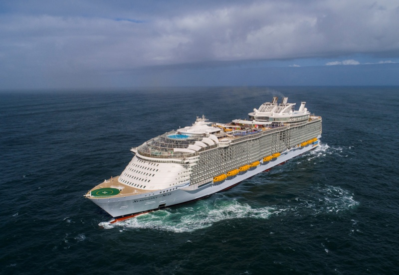 The Symphony of the Seas