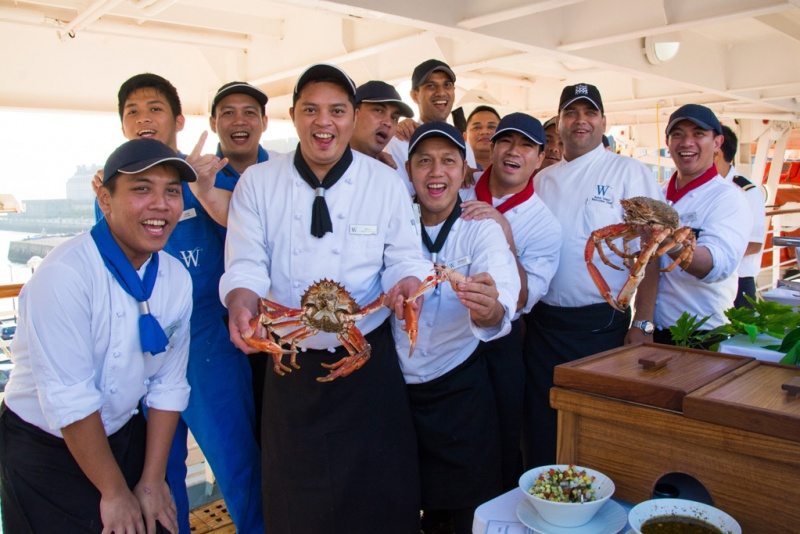 Windstar Cruises and the venerable James Beard Foundation are building an unprecedented travel-culinary partnership in 2017. The just-announced, exclusive partnership will result in scrumptious bites at sea for cruise guests and raise awareness of the epicurean delights to be discovered in ports around the world where the leading small ship line sails.